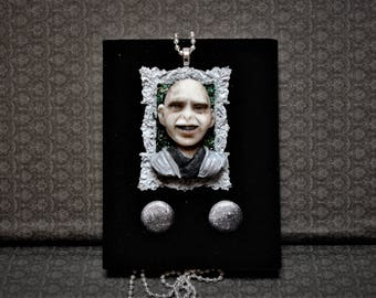 Lord Voldemort + Earrings