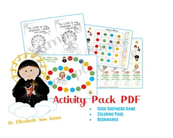 Good Shepherd Game & Activity PDF
