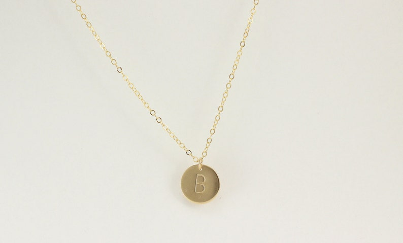 monogram necklace gift for mom initial necklace personalized necklace christmas gift birthday engraved necklace gold initial necklace
