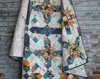 City Girl Handmade Quilt
