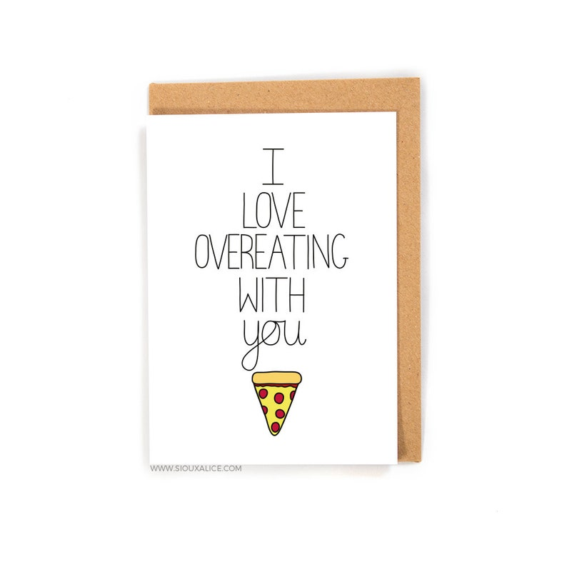 Valentines day card  Birthday card  Anniversary card  funny image 0