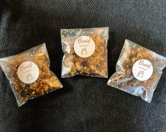 Healthy Granola Sample Pack   Pick Three Flavors of Healthy Granola