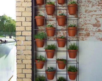 Vertical garden, plant stand