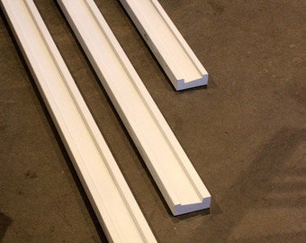 White oak bookbar, length 0.9 , 1.0 , 1.1 and 1.2 m