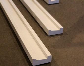 White oak book bar 1.40 m and 1.60 m