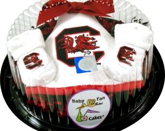 Gamecock Cake Etsy
