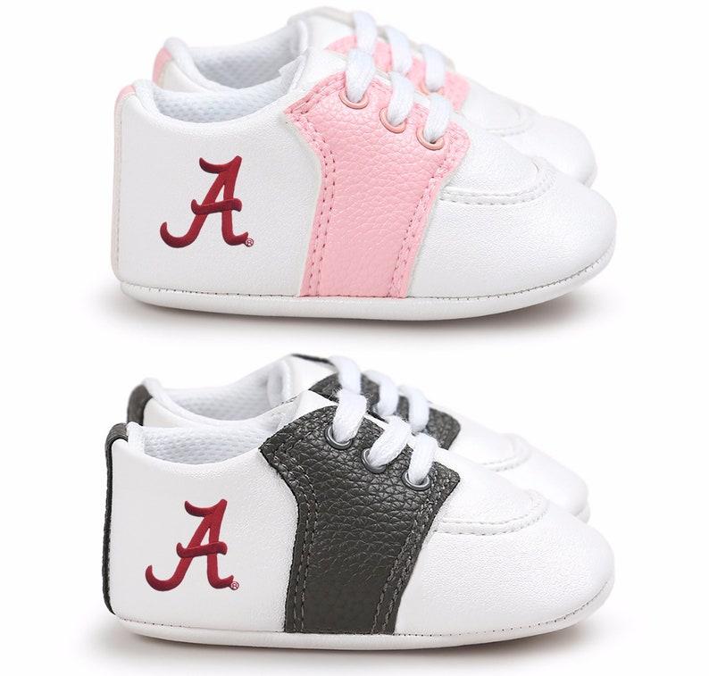 Cheerleader Baby Onesie Future Tailgater Alabama Crimson Tide Heads Up