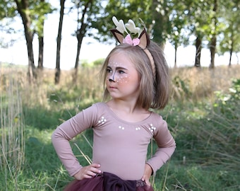 Deer Costume Toddler Halloween Costume Girls Doe Costume Baby Deer Halloween Costumes Deer Tutu Costume Woodland Birthday Outfit  sc 1 st  Etsy & Kidsu0027 Costumes | Etsy