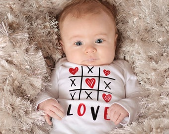 Baby Boy Valentine Etsy