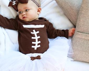 b88765c90 Newborn Football Costume Football Baby Boy Outfit Infant Girl Halloween  Costumes Tutu Baby Costume Football Player Unisex Baby Costume Sc 1 St Etsy