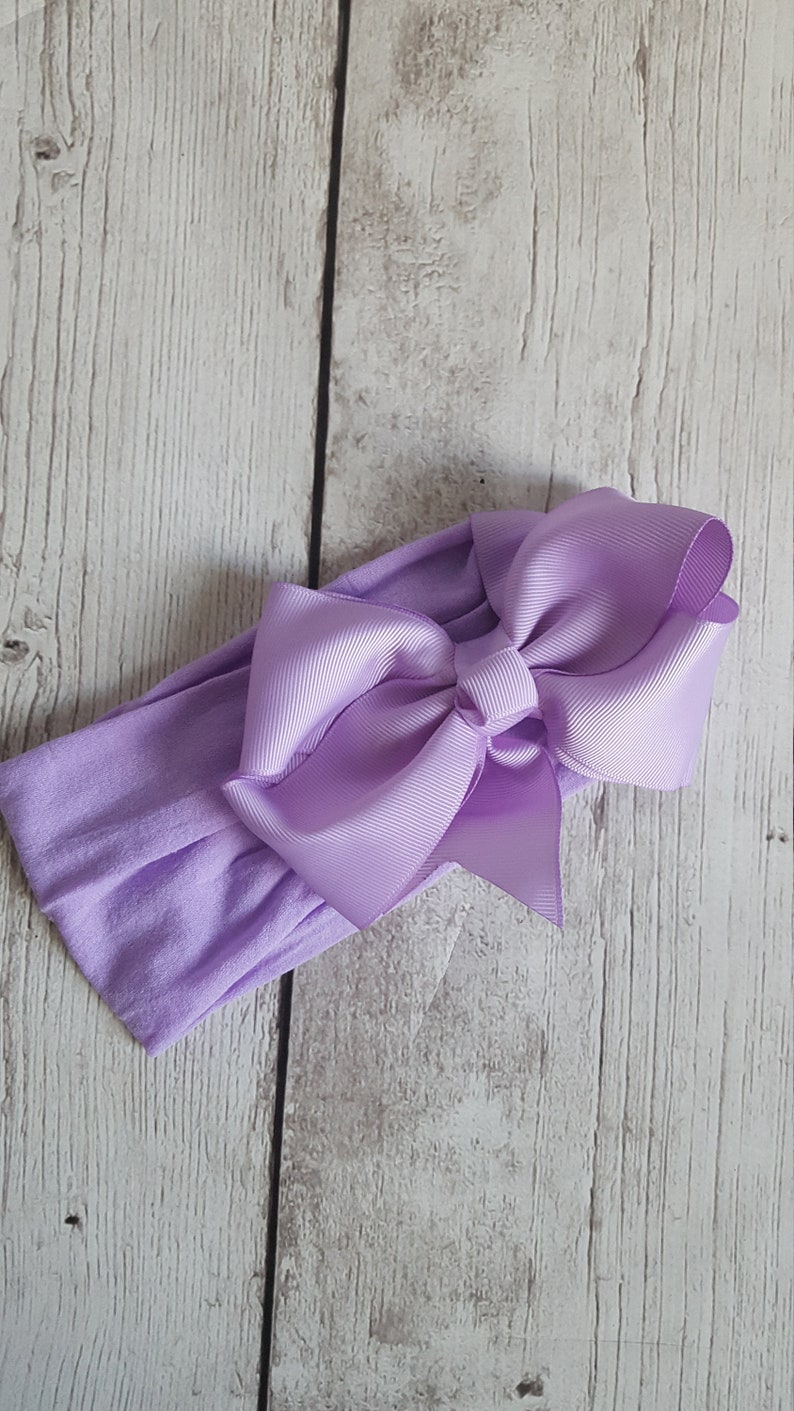 Newborn Baby Girl Coming Home Shower Gift Gender Reveal Appliqued Converter Gown Bow