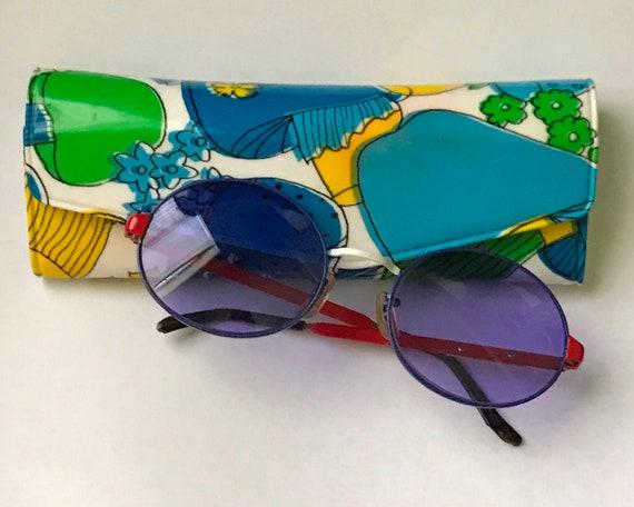 Peter Max Vintage Sunglasses