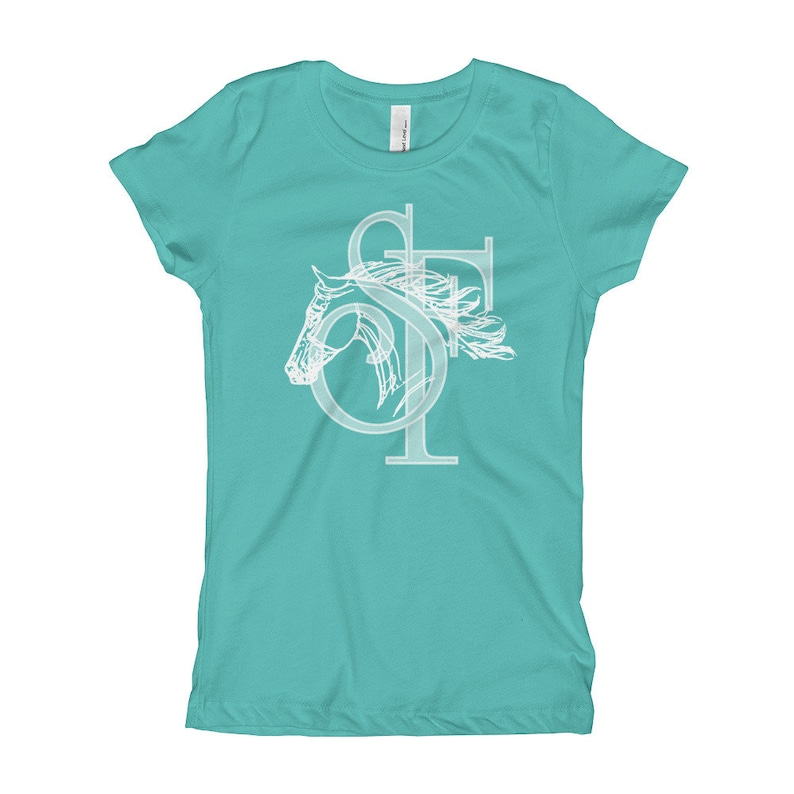 StableFilly Girl's T-Shirt image 0