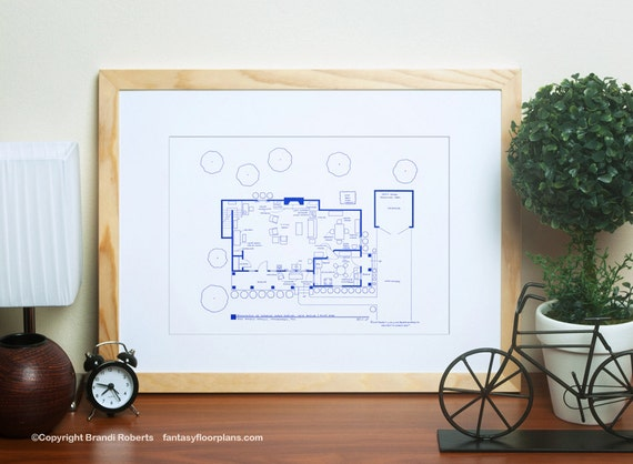 Andy Griffith Show House Floor Plan - TV Show Floor Plan - BluePrint on design my living room furniture, draw my house floor plan, design my house foundation, design my wedding ring, design my house exterior, design my kitchen, design my room floor plan,