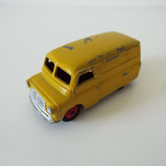 Edicola 480 scala 1//43 bedford 10 van kodak 1969 yellow