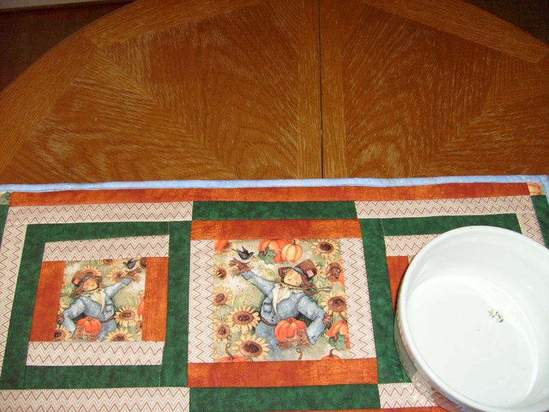 Size 13 X 30 Inches Rectangle Autumn Table Runner
