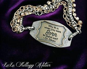DR. SEUSS Multi Strand Bracelet