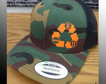 f470bd884 Disc golf hat | Etsy