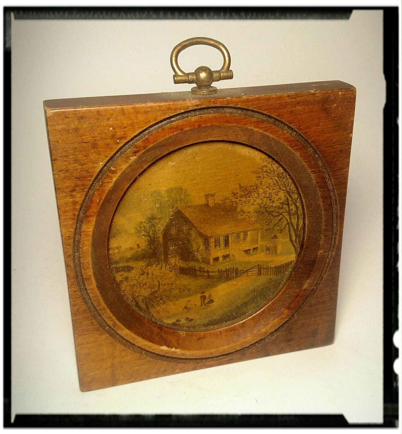 Vintage Woodcroftery Wall Decor Wall Hanging Southern Decor Farmhouse Decor Vintage Kitchen Decor Best Gift Idea F1939