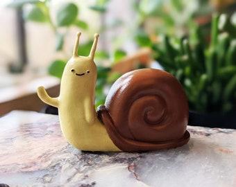 Adventure Time Snail Fan Art Cartoon Small Toy