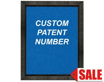 Custom Patent Print