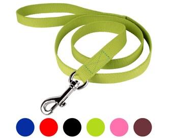 Dog Leash Lead Pet Training 4 foot or 6 ft long