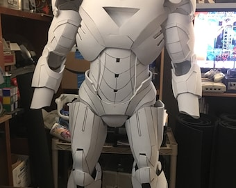 Iron Man Costume Etsy