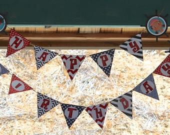 Jake And The Neverland Pirates, Happy Birthday Banner, Jake And The Neverland Pirates Birthday Decorations