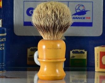 Rare Simpson 56 Best Badger Shaving Brush; Made in England