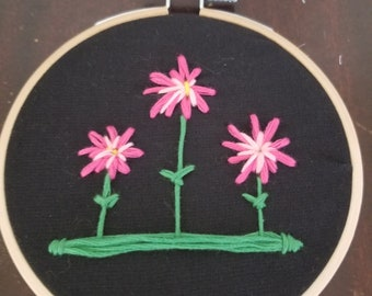 Wonky Flowers