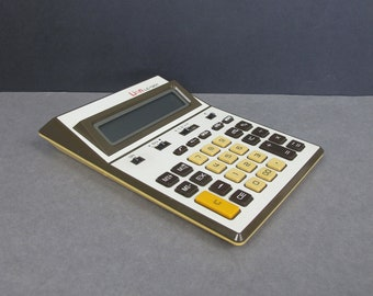 Other Antique Decorative Arts Collectable Calculator In The Shape Of A Compiter