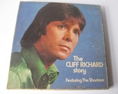The Cliff Richard Story. Box set of six cassette tapes in presentation box. Clifftastic