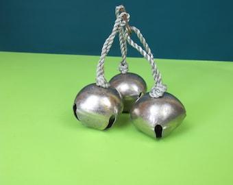 Set of three bells | Etsy