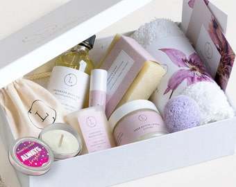 Mom Gift Ideas For Mothers Day Box Spa Birthday Beauty Bath