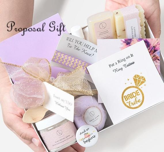 4 SETS Of Bridesmaid Proposal Boxes-bridesmaid Proposal