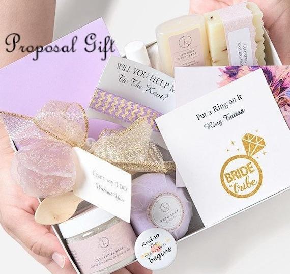 Bridesmaid Proposal Gifts Bridesmaid Proposal Gift Maid Of Etsy