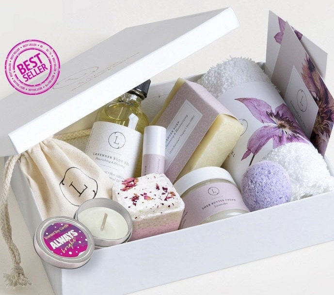 Relaxation Spa Gift Set from Lizush