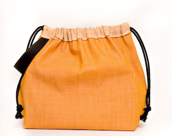 SUNSHINE FIELD BAG craft project bag