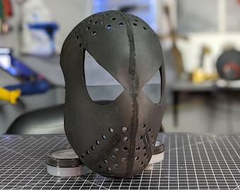 SpiderMan FaceShell For EVA Foam - Digital Pattern PDF - Immediate Download