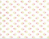 Sophie Yardage by Brenda Riddle of Acorn Quilts for Moda Fabrics 18712 11 Small Floral Linen