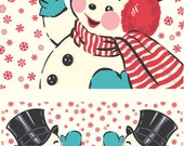 Swell Sweet Christmas Panel by Urban Chiks for Moda Fabrics 31158 11