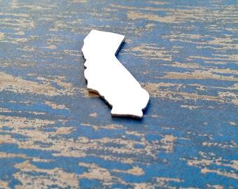 Aluminum California Stamping Blanks - Qty 1