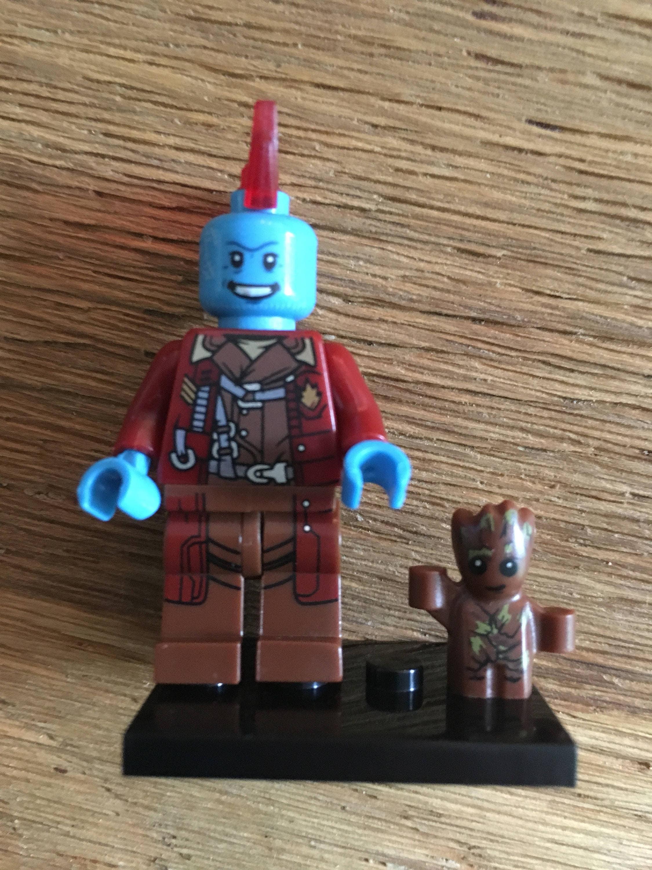 Yondu Amp Baby Groot Guardians Of The Galaxy Vol2 Gotg Etsy
