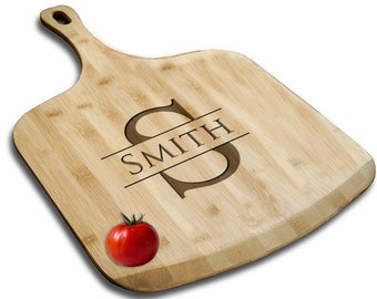 Pizza Peel, Personalized Pizza Board, Wood Pizza Paddle, Custom Pizza Peel, Pizza Lovers, Personalized Pizza Gifts, PB100
