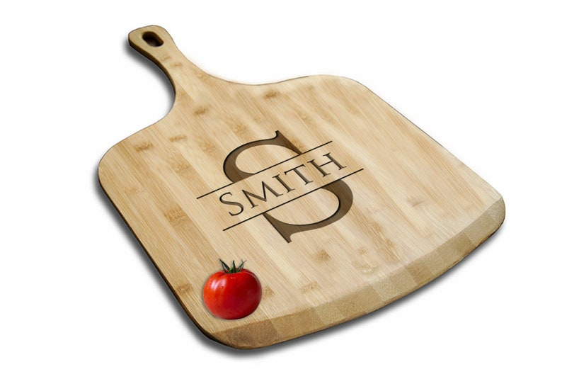 Cutting Board Pizza Peel Personalized Cutting Board Pizza Board Pizza Paddle Pizza Cutting Board Personalized