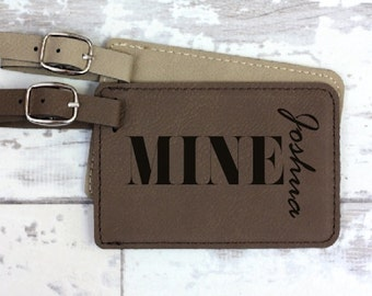 Personalized Luggage Tag - Funny Luggage Tag