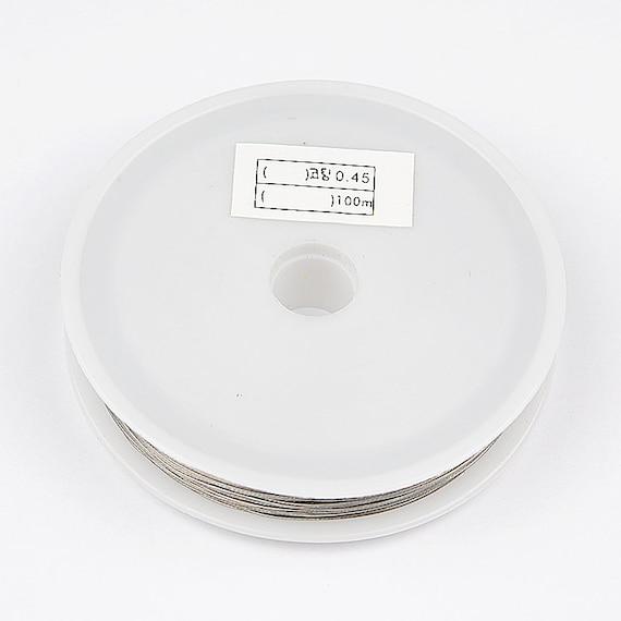Großhandel 100m Silber Draht 0.3mm/0.5mmDead Soft DS Bulk | Etsy