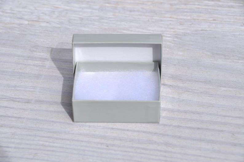 4 x 2-1//2 x 3-1//2 White Gable Boxes 100//Case Weddings