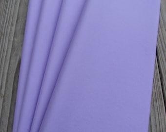 "Tissue Paper / 48 Sheets Lavender Tissue Paper 20""x30""/Lavender Wedding/Lavendar Shower/Light Purple Tissue Paper"