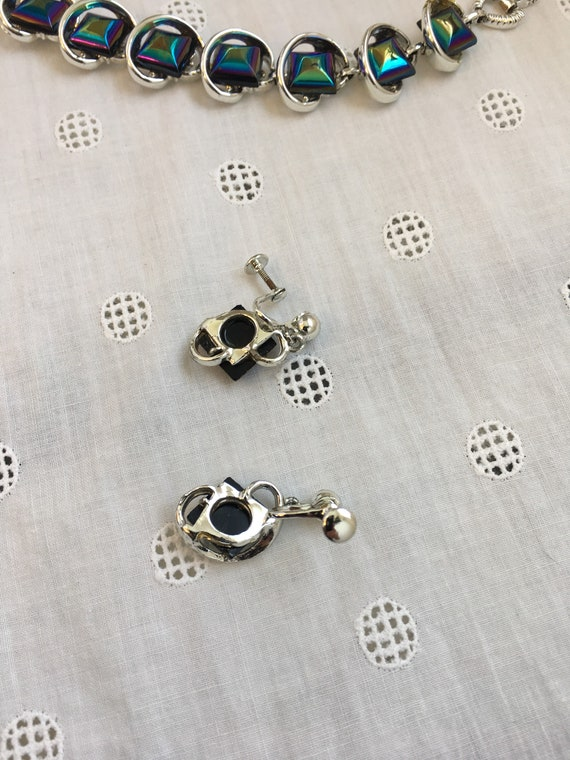 Space Age 1950's Jewelry set - image 8